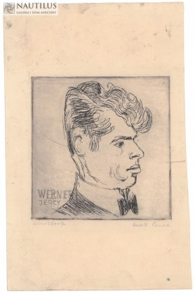 Jerzy Werner, 1941/1942