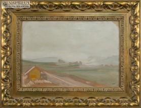 Pejzaż I [ze Strzyżowa], ok. 1900
