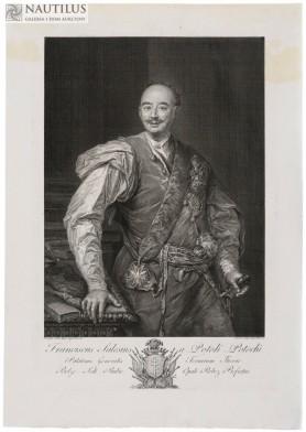 Portret Franciszka Salezego Potockiego, 1782