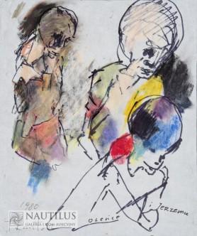 Trzy postaci, 1980