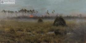Pejzaż z Polesia, lata 20.-30. XX w.
