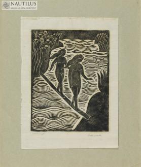 Teka 7 drzeworytów, 1925-26