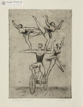 Akrobaci, 1950