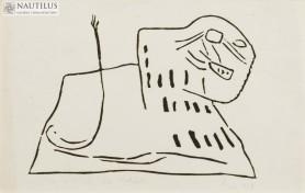 Lew z Pilicy (dla Halszki), 1973