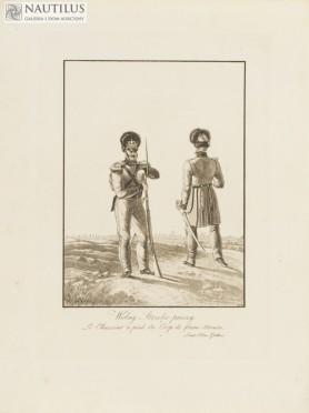 Ubiory Wojska Polskiego z roku 1831, ok. 1845