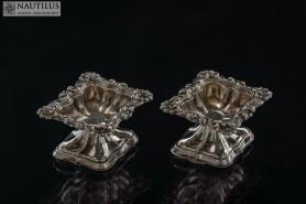 Para solniczek empirowych, Połowa XIX wieku