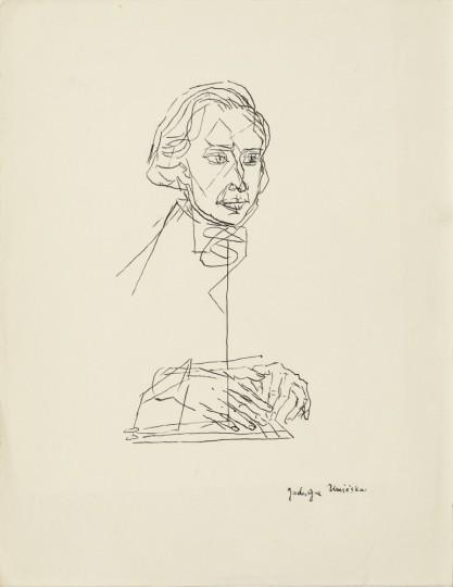 Jadwiga Umińska, Fryderyk Chopin