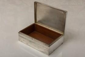 Pudełko na papierosy, lata 20. XX w.