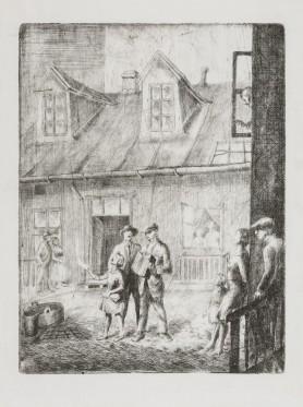 Śpiewacy podwórkowi, 1930 - 1939